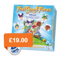 Feel Good Friends SEN teaching resources and family board game